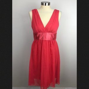 Forever 21 Large Coral Pink Dress